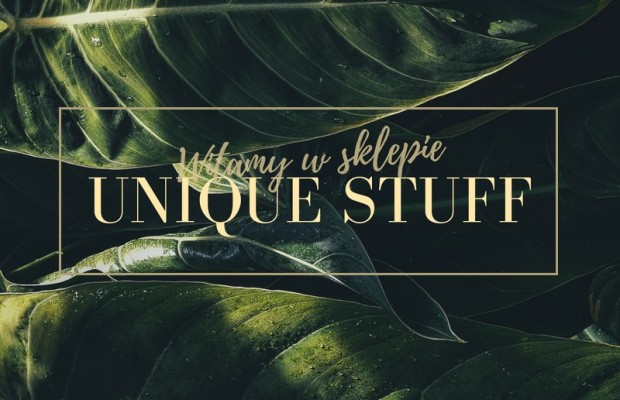 UNIQUE STUFF ONLINE STORE
