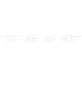 Girlanda Little Star - Chmurki, 1,45m