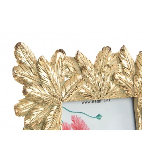 Ramka na zdjęcia GOLD LEAVES