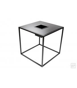 Stolik z donicą kwadratową PINO