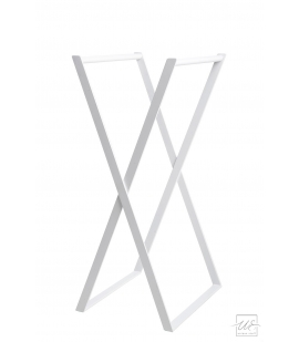 Stojak na ręczniki LUXE white