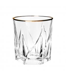 Zestaw szklanek do whisky Jack Gold 6szt.
