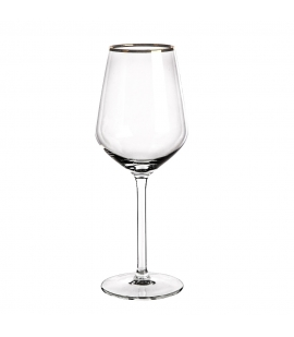Kieliszki do białego wina Rubin Gold Komplet 6szt.