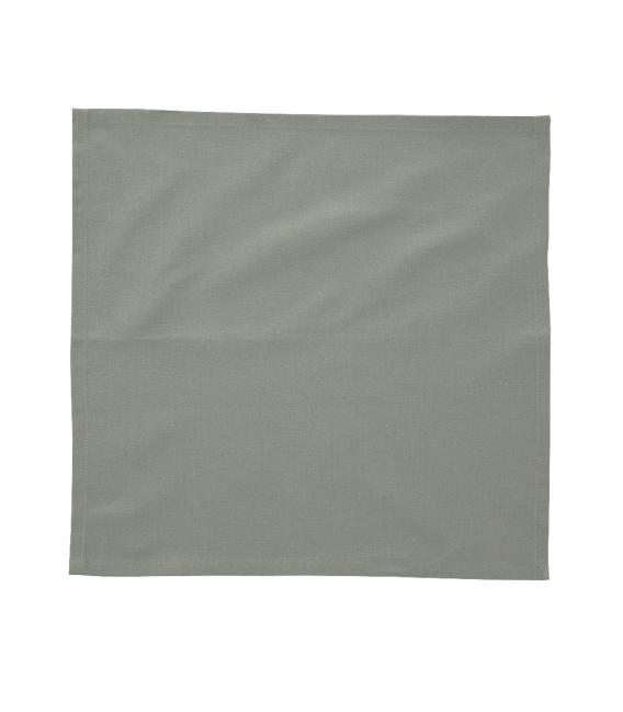 Serwetka bawełniana oliwkowa 40x40cm