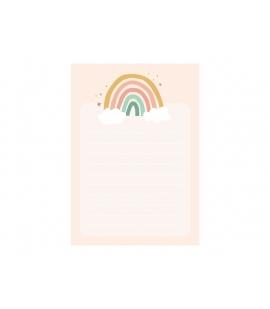 Notes dla dziewczynki Tęcza 40 kartek