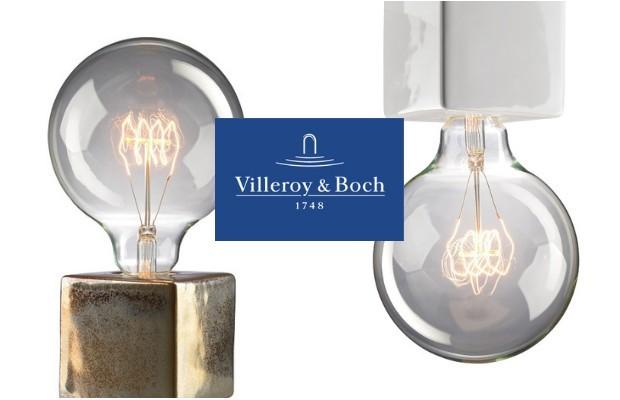 STYLOWE LAMPY VILLEROY&BOCH