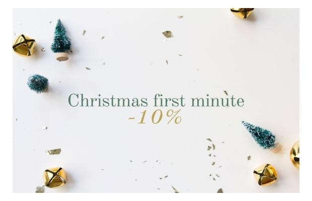 CHRISTMAS FIRST MINUTE